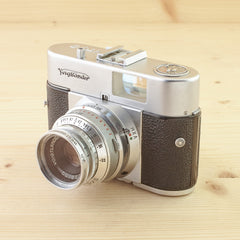 Voigtlander Vito B (Large Finder) Exc