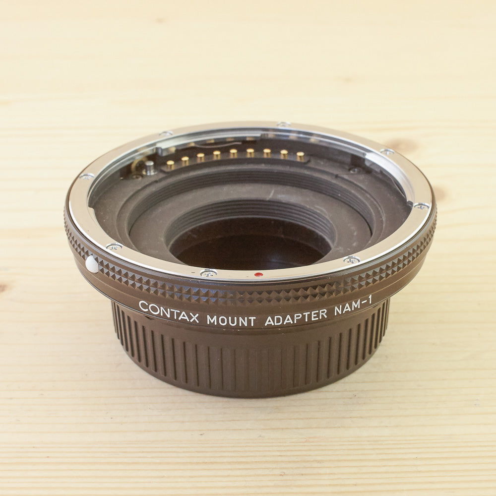 Contax 645 Mount Adapter NAM-1 Exc+