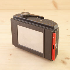 4x5 Horseman 6x9 Roll Film Back Exc+