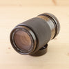 Canon FD Fit Zeiss 70-210mm f/4.5-5.6 with case Exc+