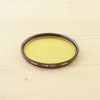 Olympus 49mm Yellow Y48 Filter Boxed Exc