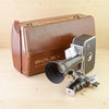 Bolex Zoom Reflex P1 Exc in Case