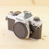 Nikon FM Chrome Body User
