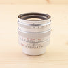LTM Leica 50mm f/1.4 Summilux 11621 Chrome Mint- Boxed