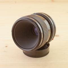Canon FD 50mm f/3.5 Macro Exc - West Yorkshire Cameras