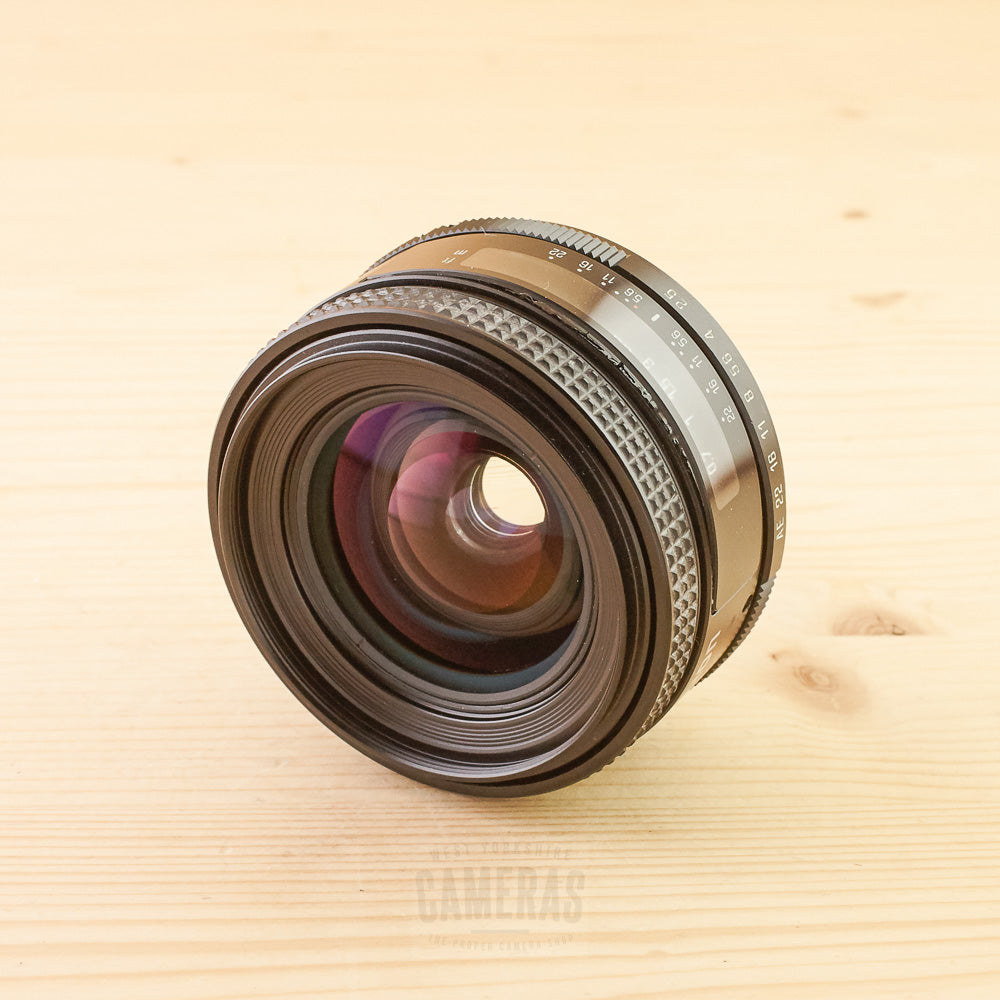 Tamron Adaptall 24mm f/2.5 01BB Exc