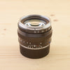 Leica-M fit Zeiss 50mm f/1.5 C-Sonnar ZM Black Exc