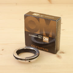 Olympus Auto Extension Tube 7 Exc+ Boxed