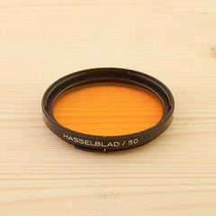 Hasselblad Bay 50 Orange Filter Exc