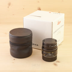 Leica-M 50mm f/2 Summicron-M V 11826 Exc+ Boxed