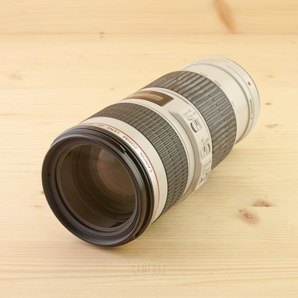 Canon EF 70-200mm f/4 L IS USM Exc+