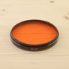 Pentax 67 Bayonet fit 82mm Orange Filter Exc+