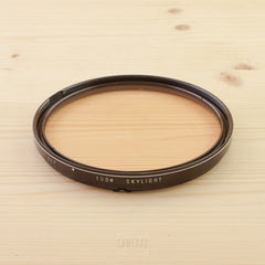 Pentax 67 Bayonet fit 100mm Skylight Filter Exc+