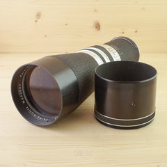 LTM fit Kilfitt 400mm f/5.6 Fern-Kilar Exc