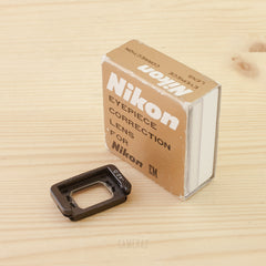 Nikon +1.0 Eyepiece Correction Attachment for Nikon FG/ EM Exc+ Boxed