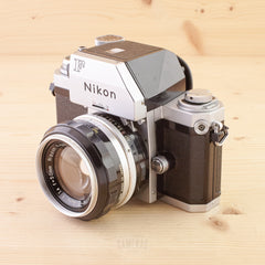 Nikon F Photomic w/ 50mm f/1.4 Exc