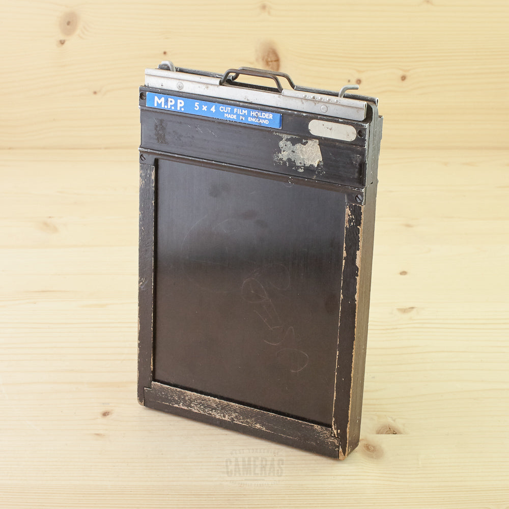 4x5 MPP Cut Film Holder Exc
