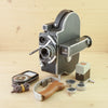 Bolex H16 Supreme w/ 25mm f/1.4 Exc in Case