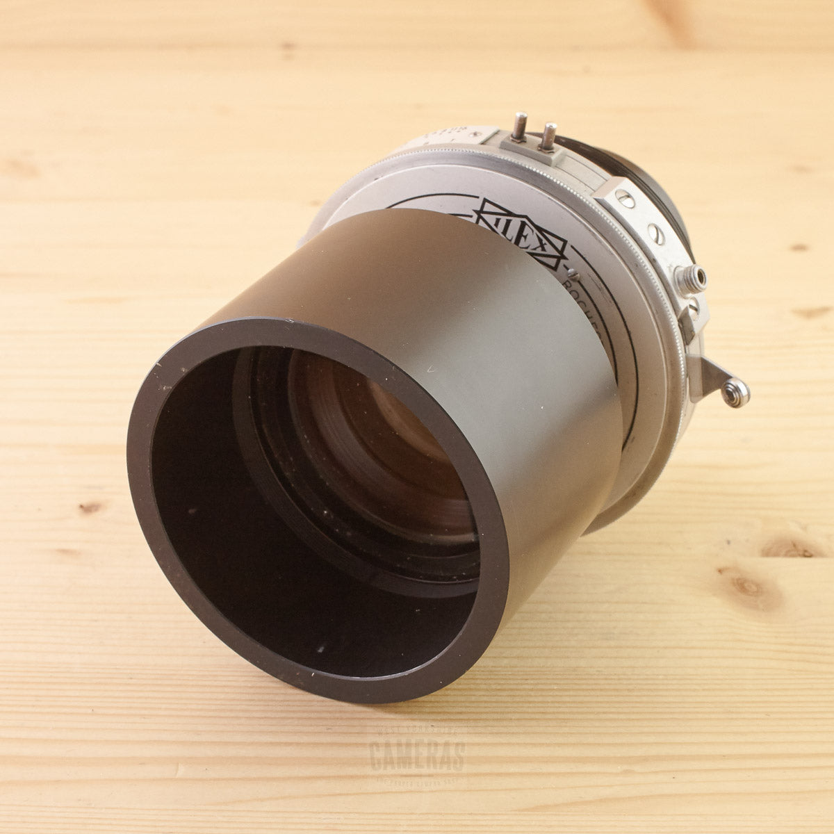 Ilex 80mm f/1.3 Oscillo-Paragon in Ilex Shutter Exc