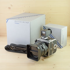 Hasselblad Super Wide 905SWC w/ A12 Mint- Boxed