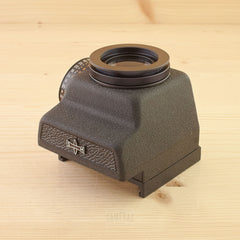 Mamiya TLR CdS Metered Chimney Finder Exc+
