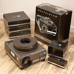 Hasselblad PCP80 Projector w/ Accs Exc+ Boxed