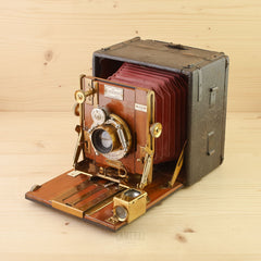 4x5 Sanderson Regular w/ Cooke Series III 6.1 inch Avg