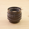 Pentax M42 100mm f/4 Bellows-Takamur Exc