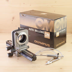 Olympus Auto Bellows Exc Boxed
