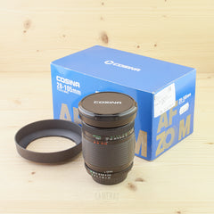 Nikon AF fit Cosina 28-105mm f/2.8-3.8 Exc Boxed