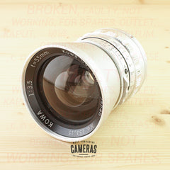 [OUTLET] Kowa Six fit 55mm f/3.5