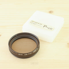 Leica 13357 E55 Polarising Filter Avg