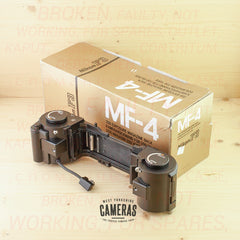 [OUTLET] Nikon MF-4 250 Exposure Back Boxed