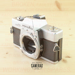 [OUTLET] Minolta SRT 101b Chrome Body