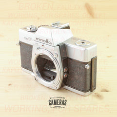 [OUTLET] Minolta SRT 100 Chrome Body