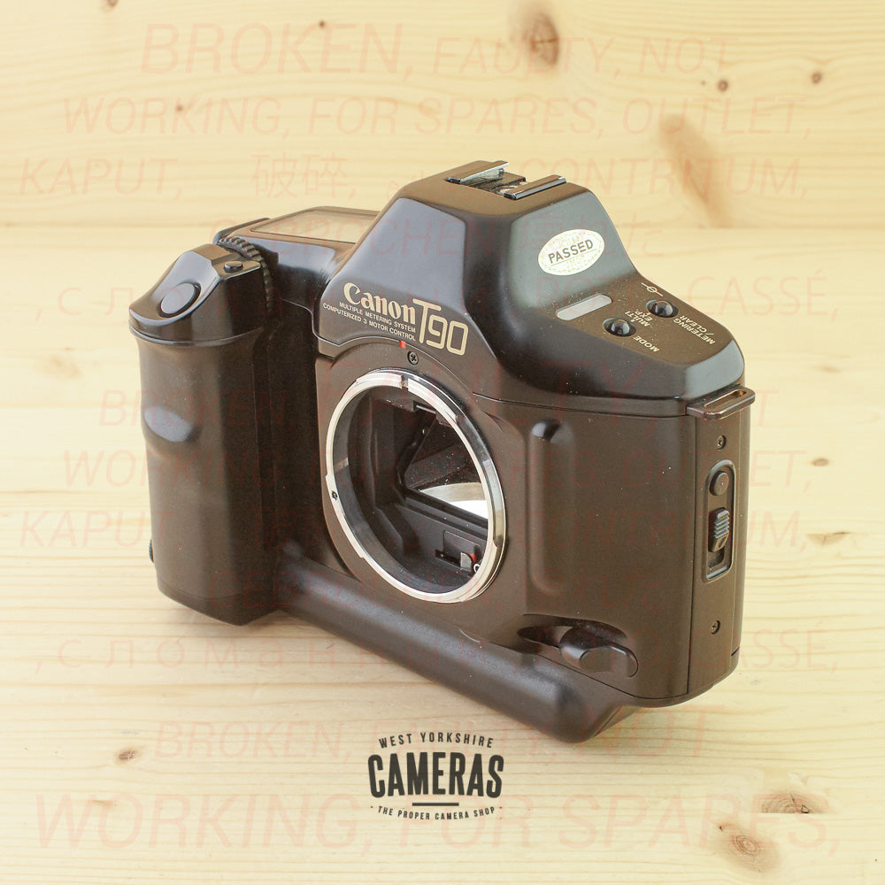 [OUTLET] Canon T90 Body