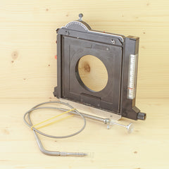 4x5 Sinar Automatic Shutter w/ Cable Avg