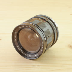Nikon Ai fit Soligor 28mm f/2.8 Wide-Auto Avg