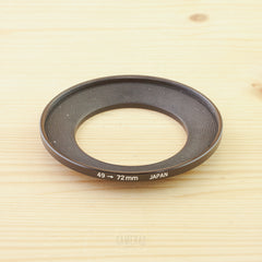 Olympus 49mm-72mm Step Up Ring Exc