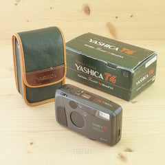 Yashica T4 Safari Avg Boxed