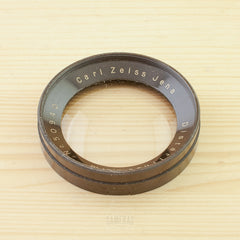Carl Zeiss Jena Distarlinse 2.5/VII Push on Filter Exc