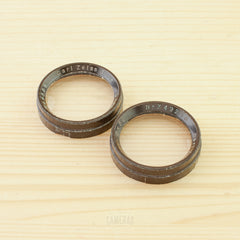 Carl Zeiss Jena Proxar 1.5 x 32 Push on Filter Set Avg