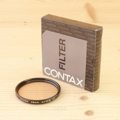 Contax 55mm A2 (81B) MC Filter Exc+ Boxed