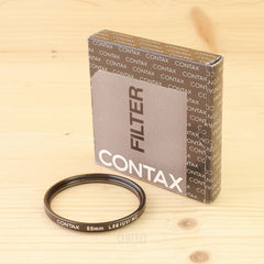 Contax 55mm L39 (UV) MC Filter Exc+ Boxed