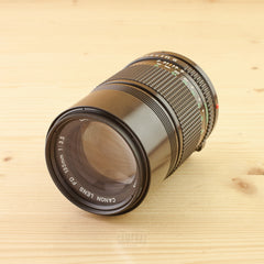 Canon FD 135mm f/3.5 Exc+
