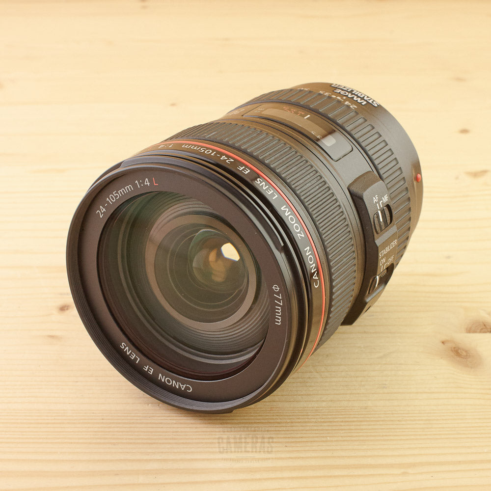 Canon EF 24-105mm f/4 L IS Exc+