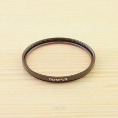 Olympus 49mm Skylight 1A Filter Boxed Exc+