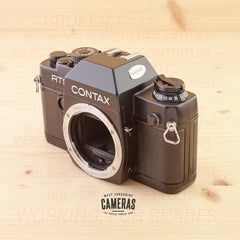 [OUTLET] Contax RTS II Quartz Body