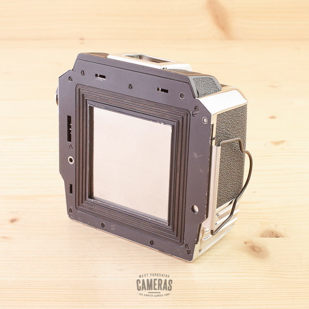 Bronica S 6x4.5 120 Back Chrome Exc