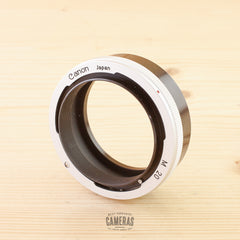 Canon FD Extension Tube M20 Exc